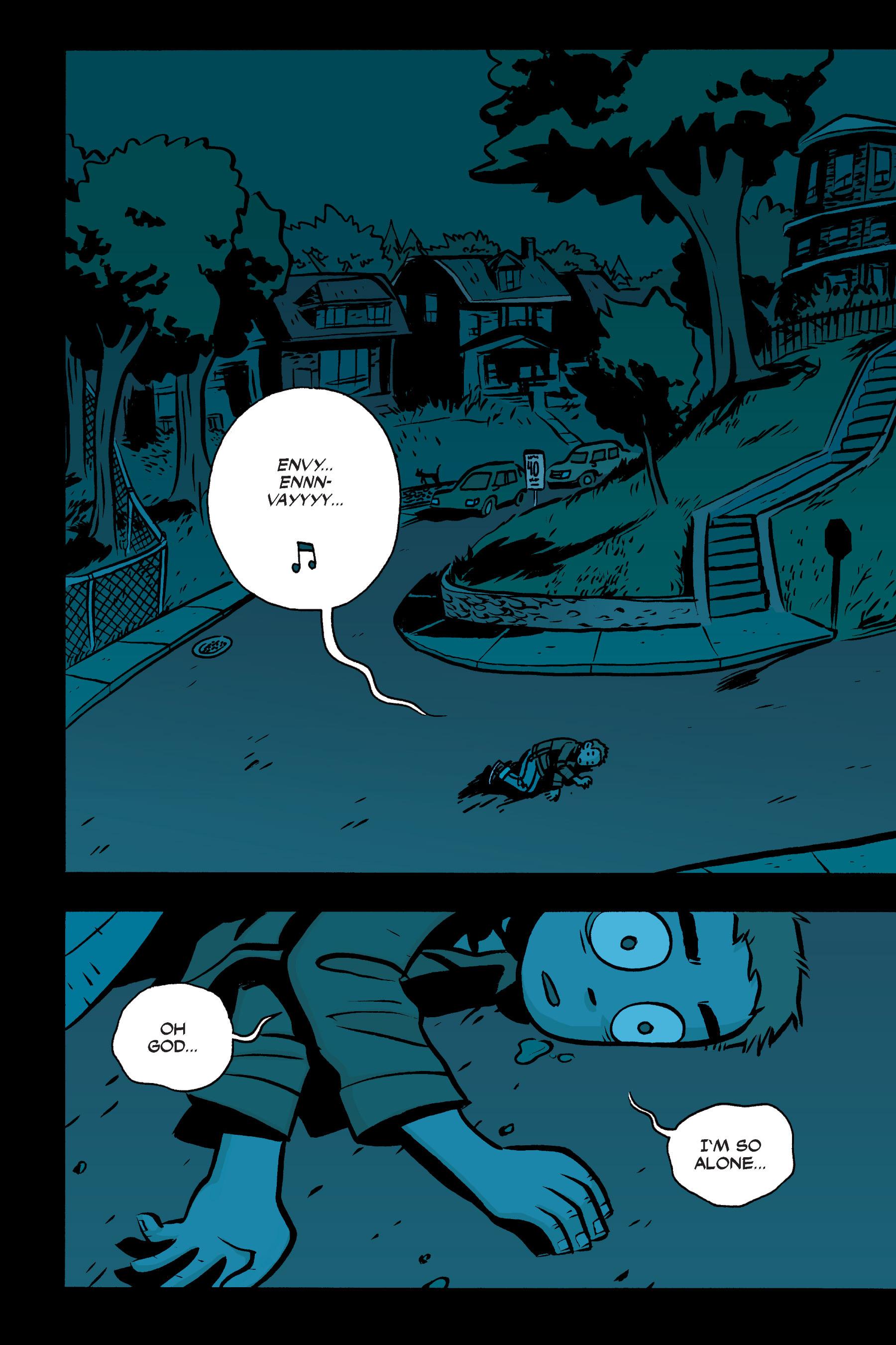 Read online Scott Pilgrim comic -  Issue #3 - 21