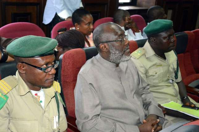 EFCC Alleges That Olisa Metuh Destroyed Evidence, Slams PDP Spokesman With Fresh Charges