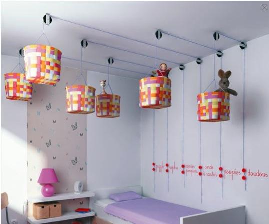 Storage Ceiling Pulleys 537 x 448