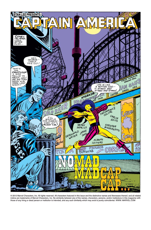Captain America (1968) Issue #309 #237 - English 2