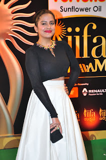 Vishaka Singh sizzling at iifa day 2 014.JPG