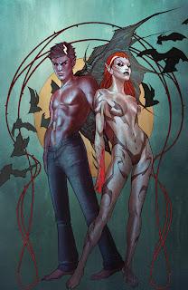 Andrew Bennett returns in I, Vampire #1