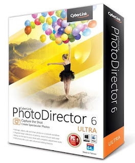 Cyberlink PhotoDirector 6 Ultra Full Version