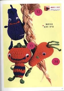 амигуруми, книги о вязании, вязаные игрушки,