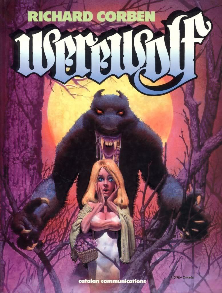 Image result for werewolf corben