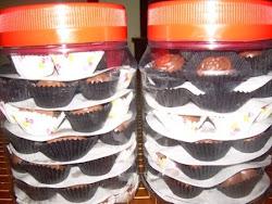 bekas biasa balang coklat (A2)