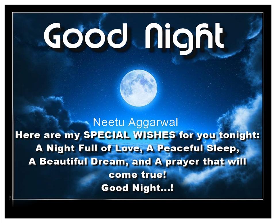 Good night quotes short Top 120
