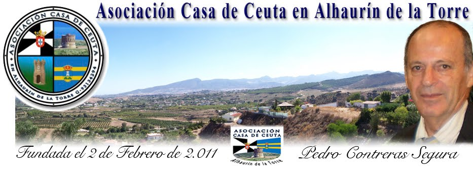 Casa de Ceuta en Alhaurín de la Torre