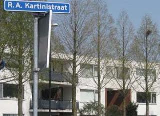 Orang Indonesia yang namanya di abadikan menjadi nama jalan di Belanda....!!!