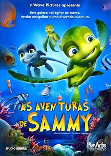 Assistir As Aventuras de Sammy Dublado Online HD