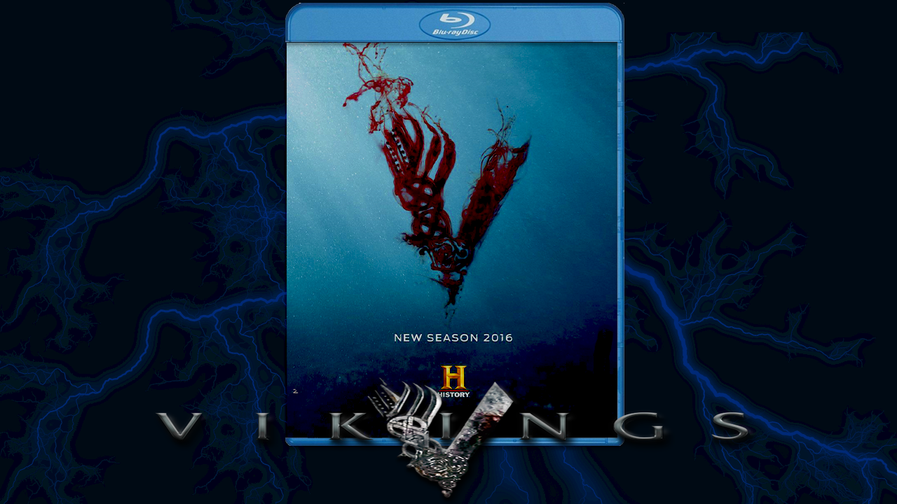 Vikings S4E1 l Web-DL 720p x265