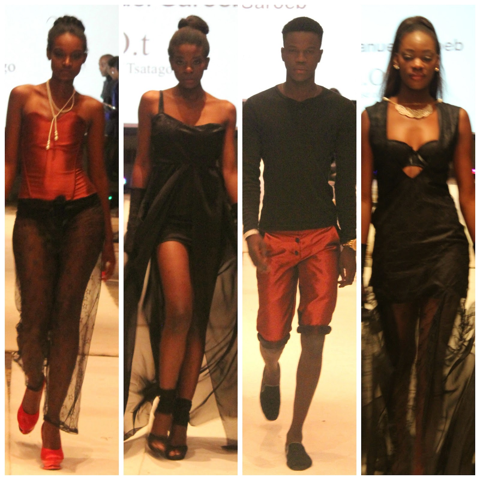 Africa's Finest and Culture Fashion Show 2014