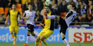 Video Gol Valencia vs Atletico Madrid 8 Januari 2014