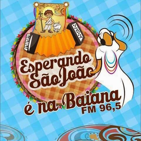 RÁDIO BAIANA FM 96,5 A 7 ANOS DANDO VEZ E VOZ AO POVO