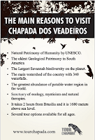 Why visit the Chapada?