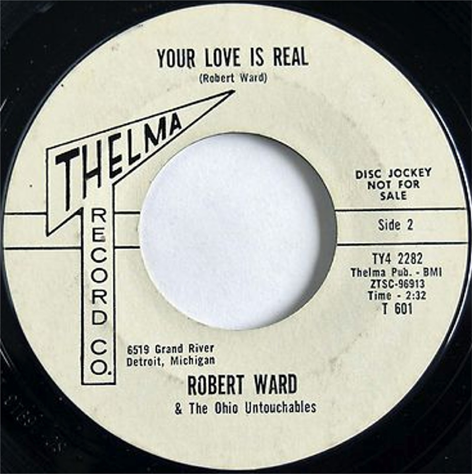 Roger Wade - Little Girl - I Can Only Hurt You