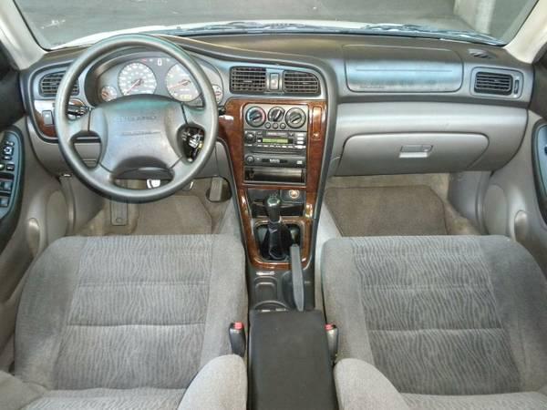 2000 Subaru Outback 4wd Wagon Auto Restorationice