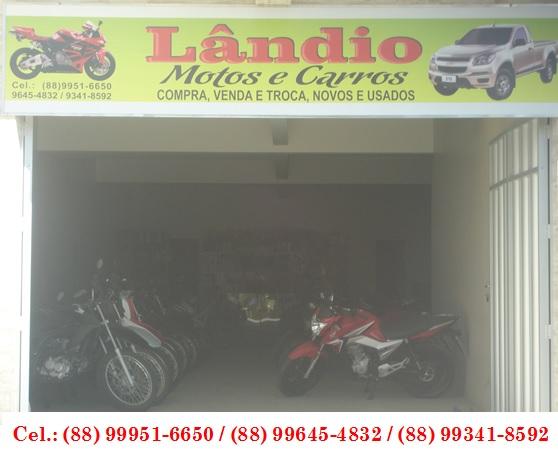 LANDIO MOTOS E CARROS