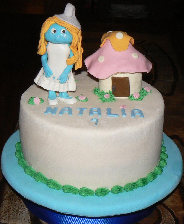 Happy Birthday Natalia Cake