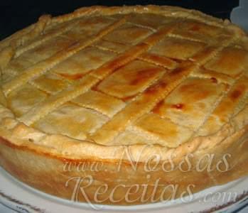 receita de torta salgada de frango
