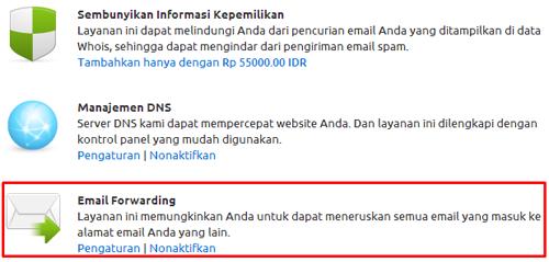 Cara Membuat Nama Email Sendiri Menggunakan Domain Anda