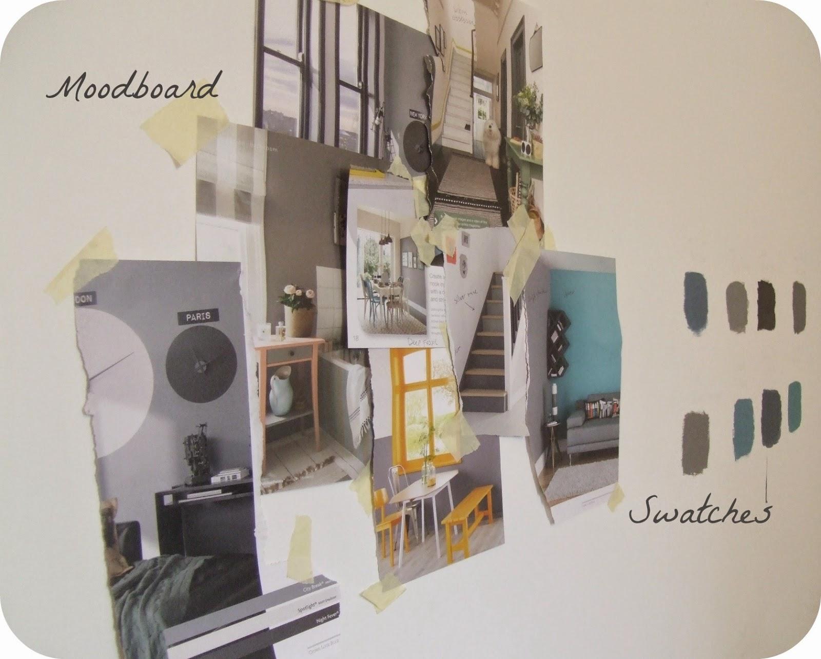 Tiny Dining Room Decor: Iu0027m Not Afraid Of Dark Paint!