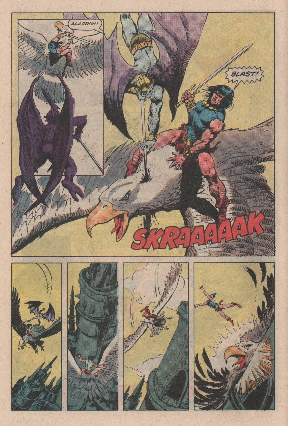 Conan the Barbarian (1970) Issue #154 #166 - English 13