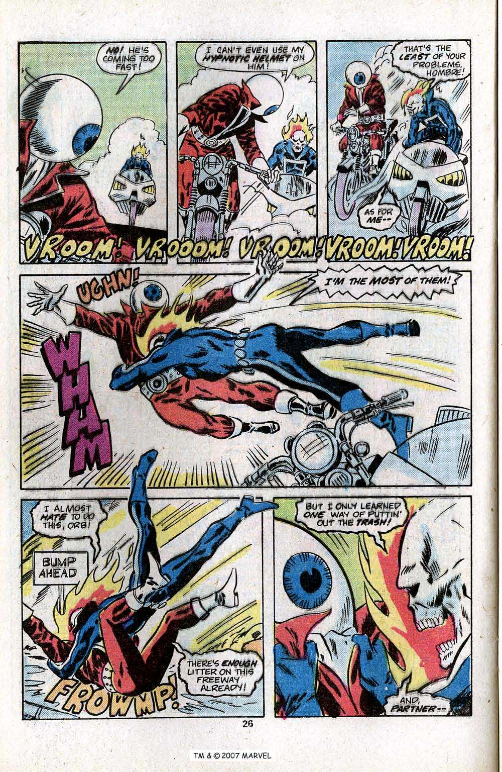 Ghost Rider (1973) Issue #15 #15 - English 28
