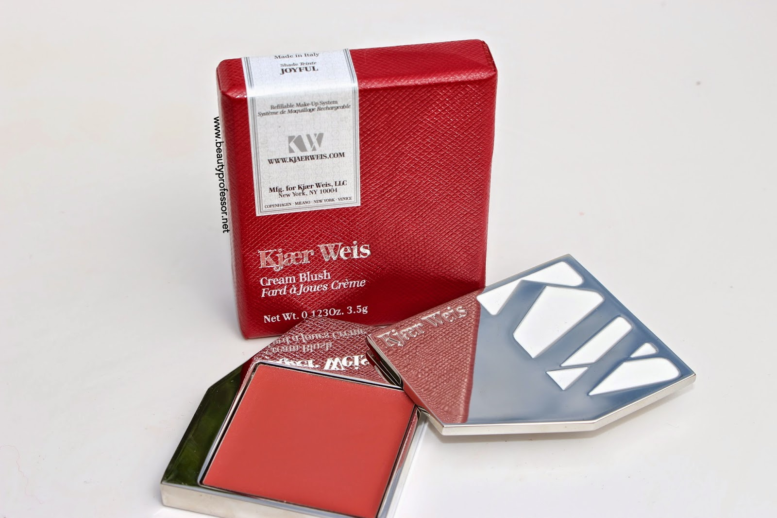 Kjaer Weis Newness + The Solution For Second Day Hair