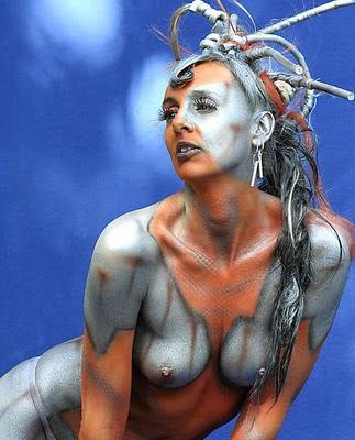 Body Paint