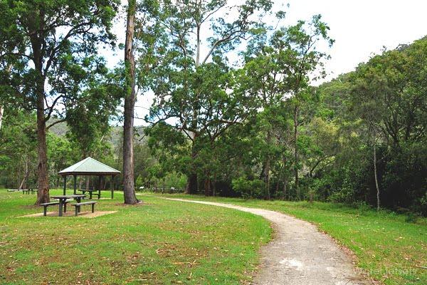 crosslands reserve park