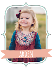 Arden- 3 Years Old