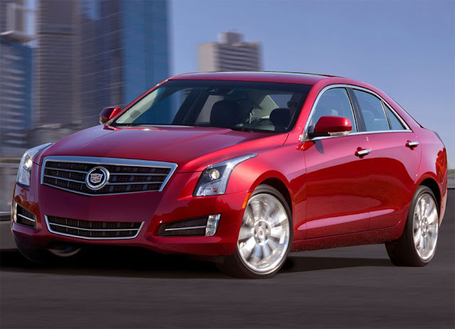 2013 キャデラック・ATS | Cadillac ATS