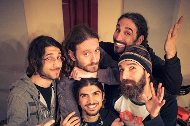 orphaned land - band