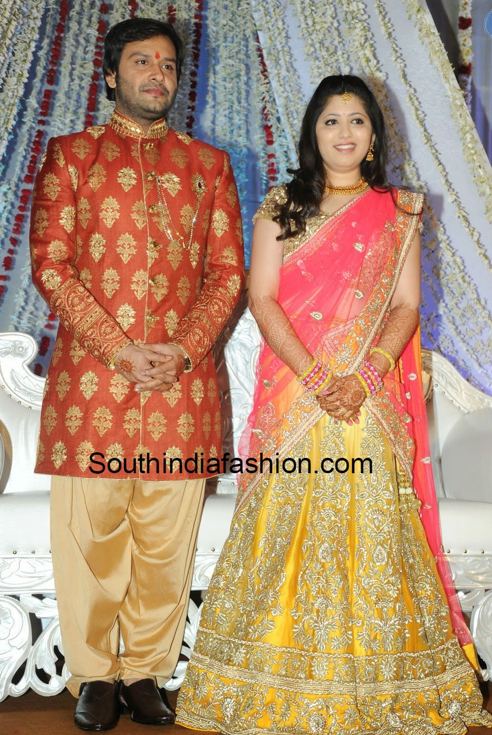 jayapradha nephew engagement photos