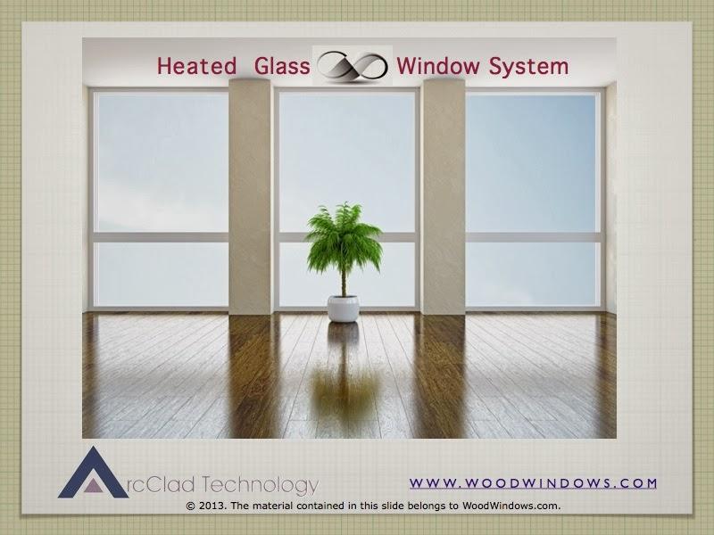 Heated glass window systems heated glass window systems for R value of glass windows