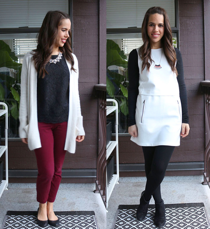 jules in flats: personal style blog - business casual workwear on a budget Jules in Flats January 2016 Outfits