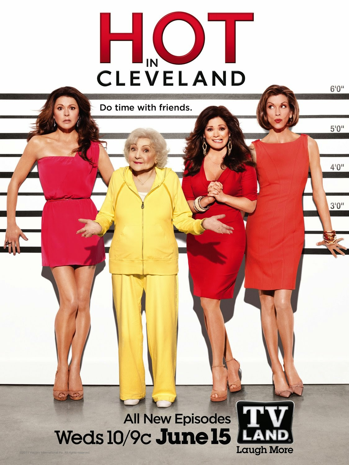 Hot in Cleveland – Todas as Temporadas Dublado / Legendado (2010)