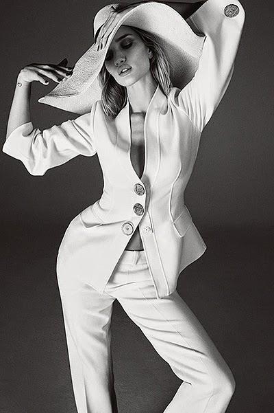 Rosie Huntington-Whiteley Fashion model