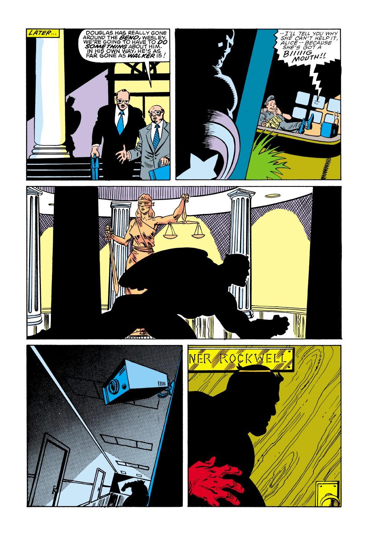 Captain America (1968) Issue #350 #282 - English 15