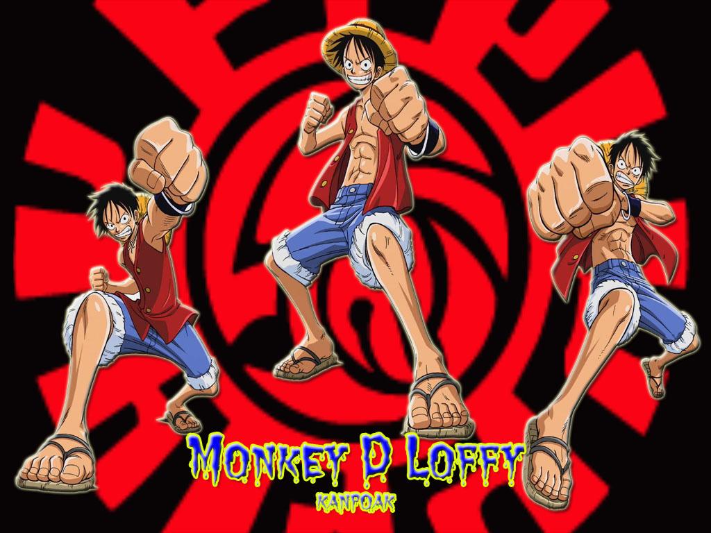 mashababko  Wallpaper Luffy