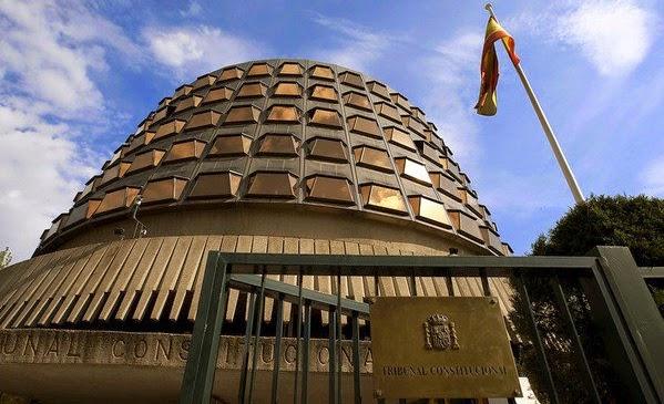 El Tribunal Constitucional y la Constitucion
