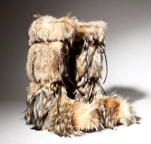 Fur Boots Mens6