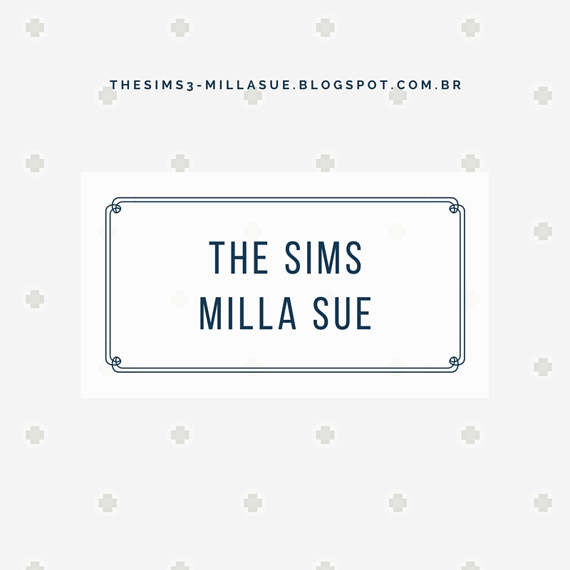 Conheça o blog de Milla Sue!