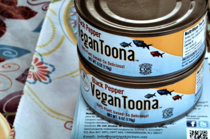 Sophie's Kitchen Vegan Toona