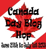 Canada Day Blog Hop hosted by Stitch - Read - Cook, Snowdrop Dreams of Books and Rabid Reads