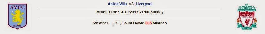 Kèo thơm chính xác Aston Villa vs Liverpool