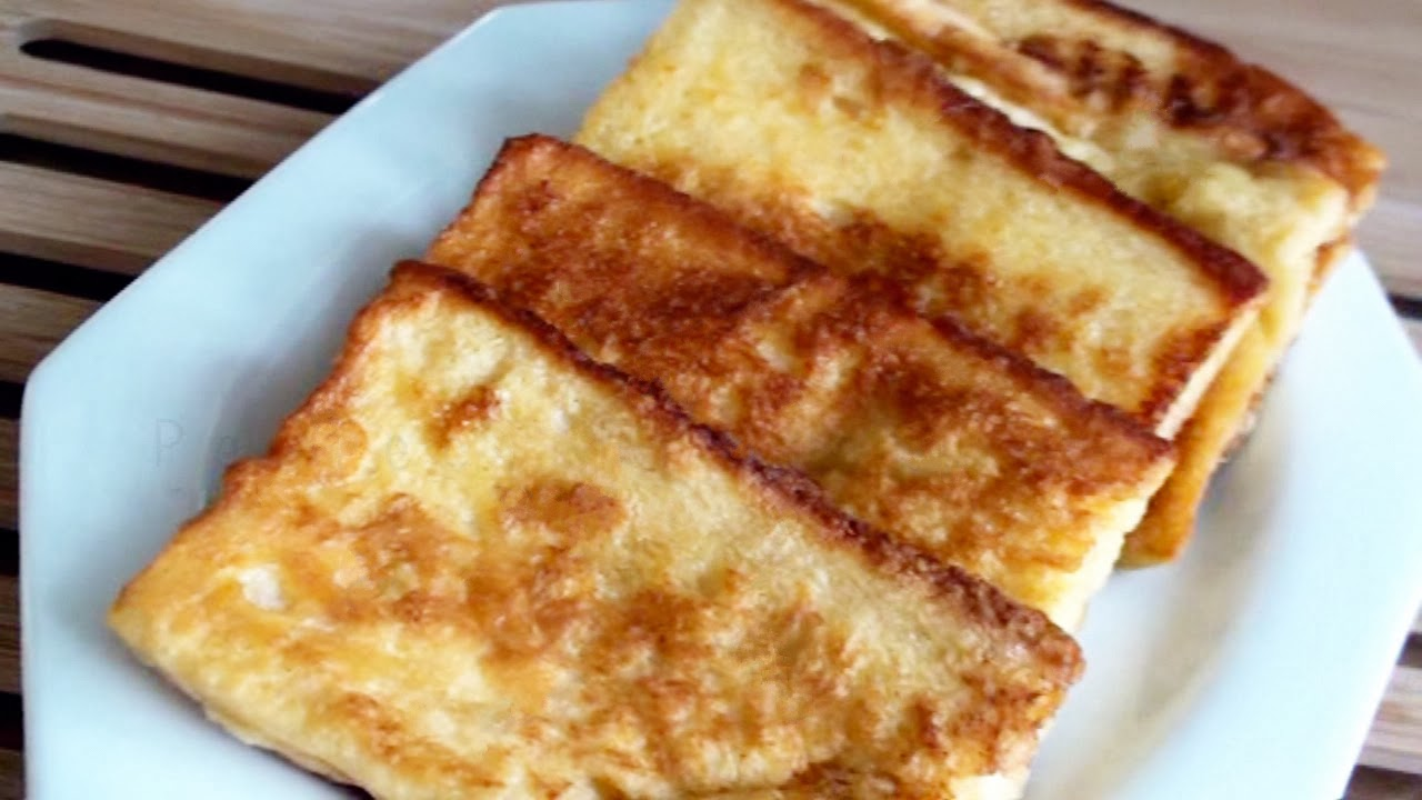 Josephine's Recipes : How to Make Perfect French Toast ...