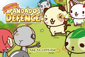Pandadog Defense iPhone game debuts on Apple AppStore 1