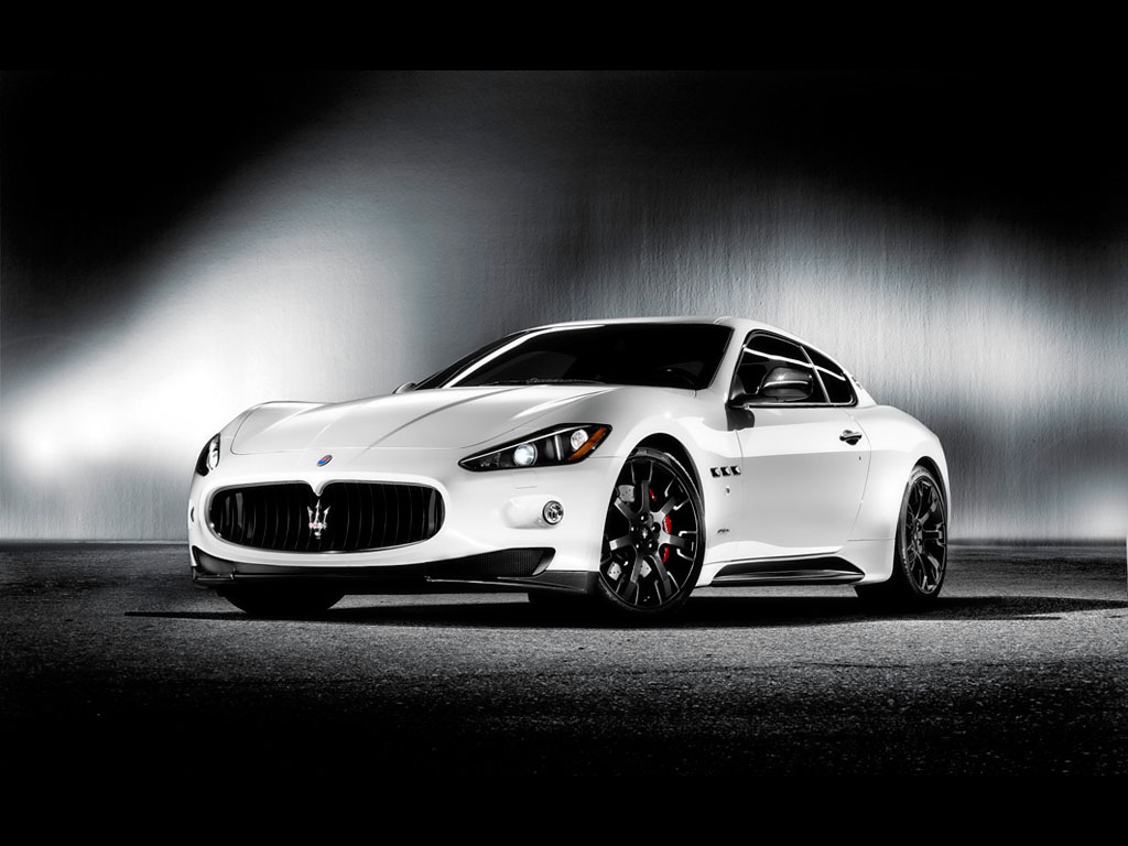 Maserati Granturismo Images World Of Cars